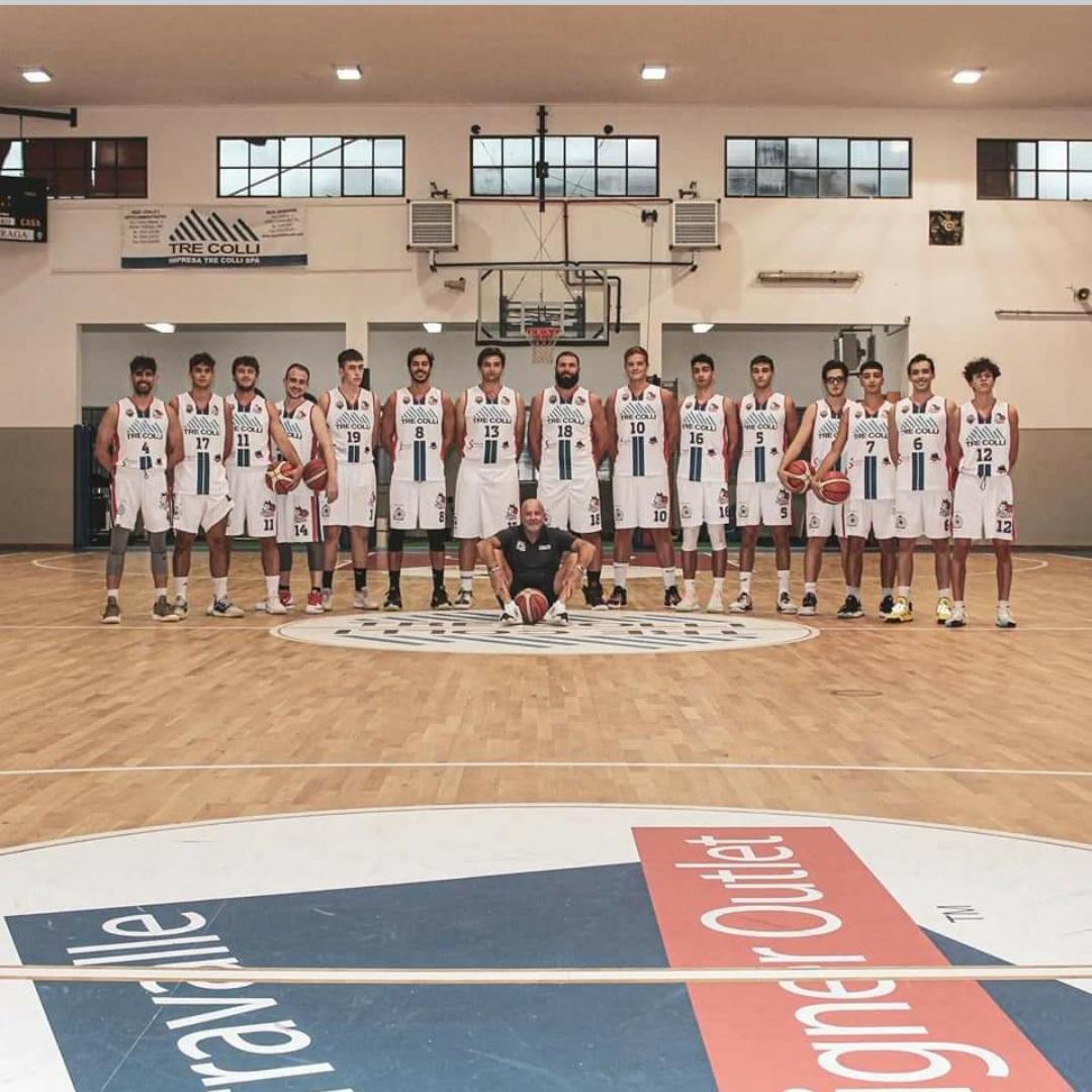 A.S.D. Basket Club Serravalle