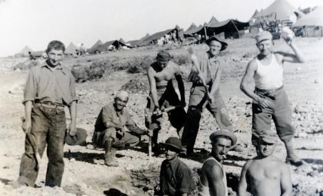 Prigionieri di guerra italiani ad Orano