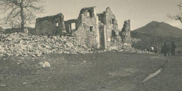 7 APRILE 1944 – Eccidio della Benedicta