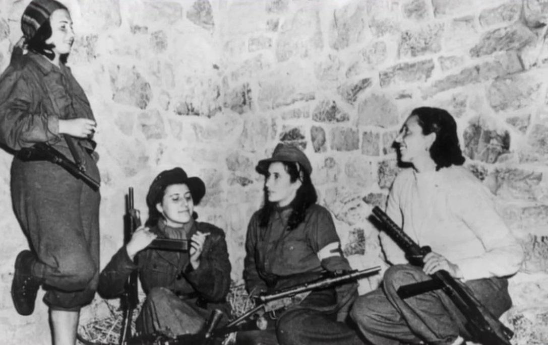 Donne Serravallesi nella Resistenza