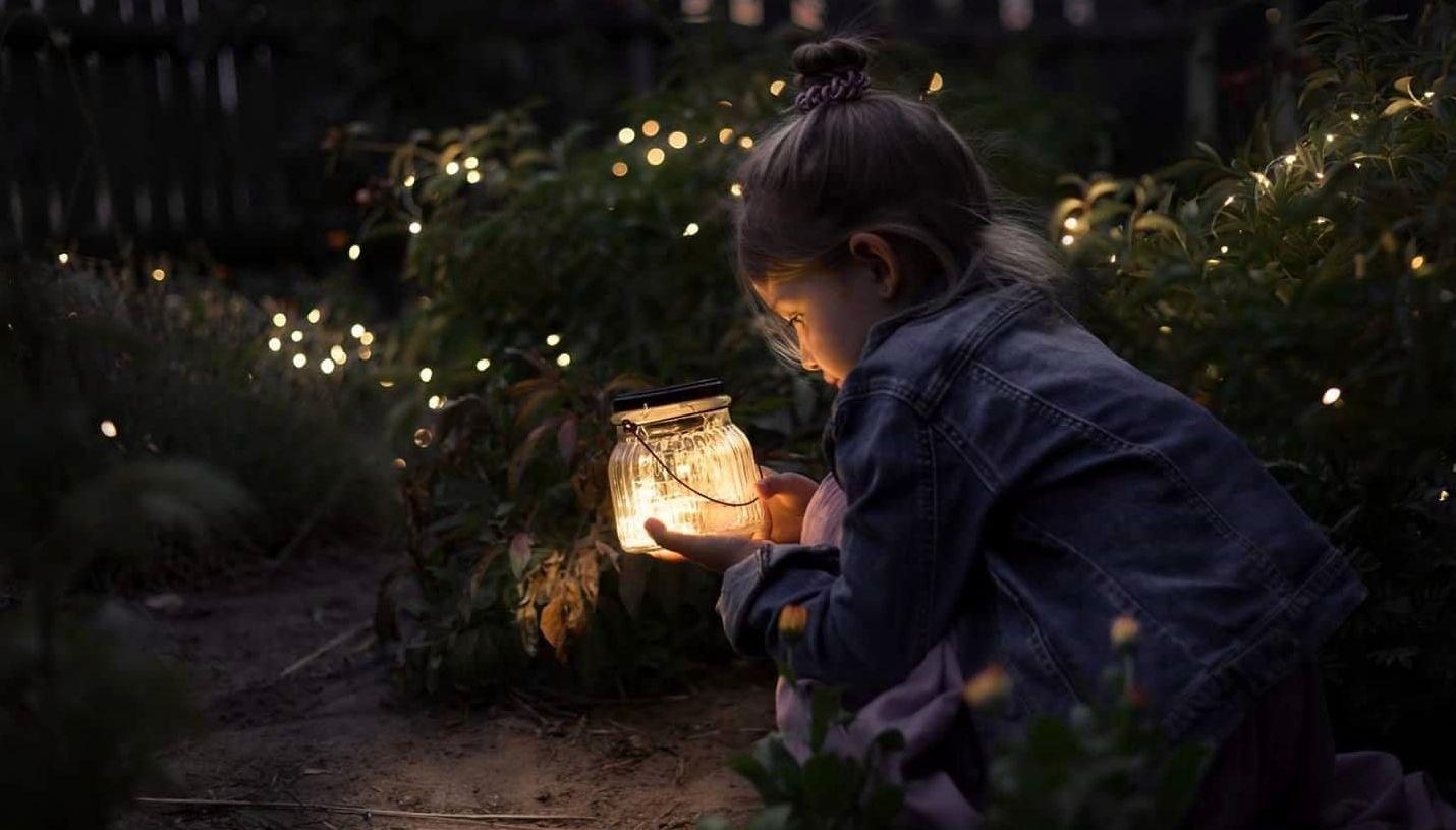 UN ANNO DA FAVOLA – Fiaba numero 2. Martino e le lucciole