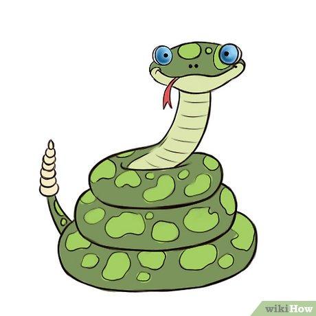 UN ANNO DA FAVOLA – Fiaba numero 3. Sissi la serpentessa